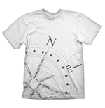 Camiseta Uncharted 4: A Thief's End Compass - L