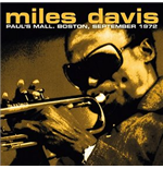 Vinilo Miles Davis - Paul's Mall  Boston  1972   Fm Broadcast