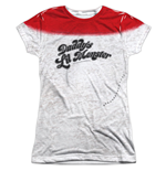 Camiseta Suicide Squad de mujer arley Quinn Daddy's Little Monster