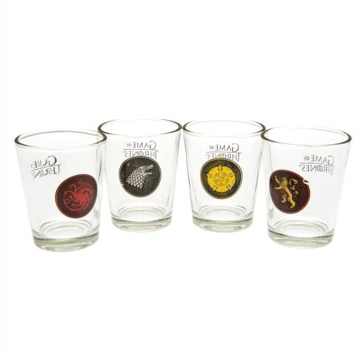 Set Vasos de chupitos Juego de Tronos (Game of Thrones)