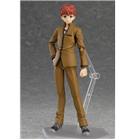 Fate/Stay Night Figura Figma Shirou Emiya 2.0 15 cm