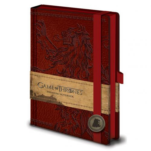 Libreta Juego de Tronos (Game of Thrones) A5