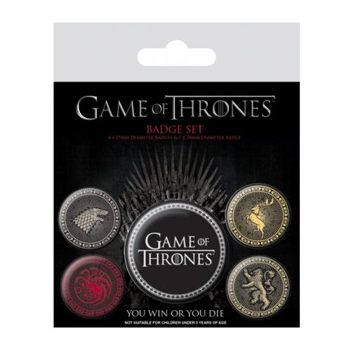 Chapita Juego de Tronos (Game of Thrones) 228942