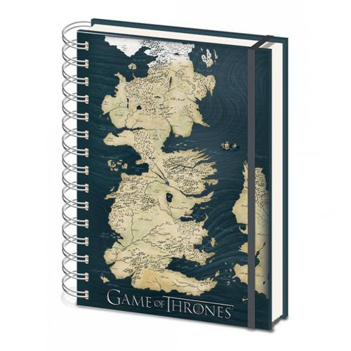 Libreta Juego de Tronos (Game of Thrones) 228943