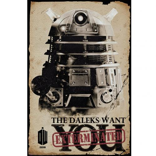 Póster Doctor Who 228964