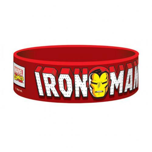 Pulsera Iron Man