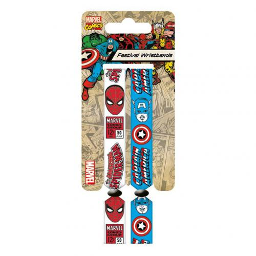 Pulsera Marvel Superheroes 228992