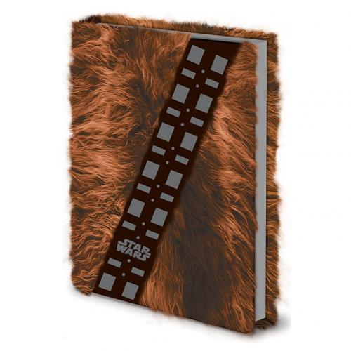 Libreta Star Wars Chewbacca A5