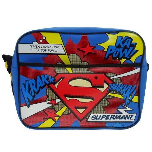 Bolso Messenger Superman 229045