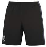 Pantalón corto Real Madrid 2016-2017 Third (Negro)
