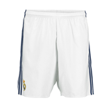 Pantalón corto Real Madrid 2016-2017 Home (Blanco)