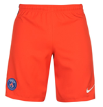 Pantalón corto Paris Saint-Germain 2016-2017 Away (Rojo)