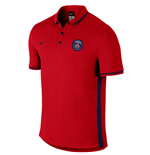 Polo Paris Saint-Germain 2016-2017 (Rojo)