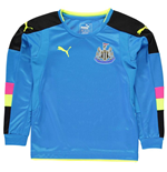 Camiseta manga larga Newcastle 2016-2017 Away