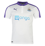 Camiseta Newcastle 2016-2017 Third