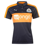 Camiseta Newcastle 2016-2017 Away