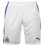 Pantalón corto Newcastle 2016-2017 Third (Blanco)
