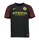 Camiseta Manchester City FC 2016-2017 Away