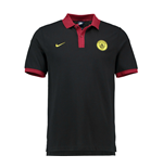 Polo Manchester City FC 2016-2017 (Negro)