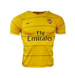 Camiseta Arsenal (Oro)