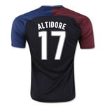 Camiseta USA 2016-2017 Away (Altidore 17)