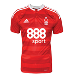 Camiseta Nottingham Forest 2016-2017 Home