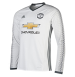 Camiseta manga larga Manchester United FC 2016-2017 Third