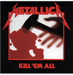 Vinilo Metallica - Kill 'Em All