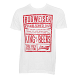 Camiseta Budweiser Boardwalk