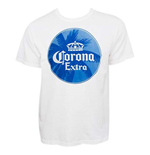 Camiseta Coronita Palm Tree Logo