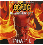 Vinilo Ac/Dc - Hot As Hell Broadcasting Live 1977 79