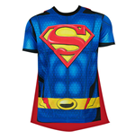 Camiseta Superman con capa