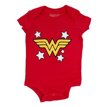 Body bebé Mujer Maravilla Original  Compra Online en Oferta c23ae248139