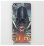 Alien Funda para iPhone 6 Xenomorph Blood