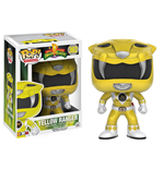 Power Rangers Figura POP! Television Vinyl Yellow Ranger 9 cm