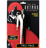 The New Batman Adventures Figura Maleable Two-Face 14 cm