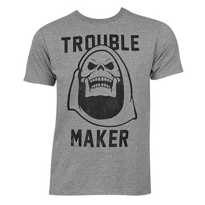 Camiseta Masters Of The Universe Skeletor
