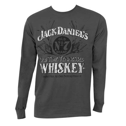 Camiseta manga larga Jack Daniel's Whiskey