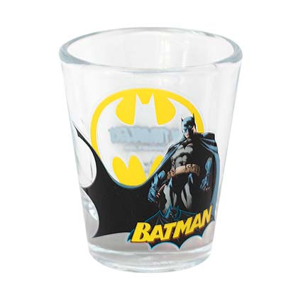 Vaso de chupitos Batman