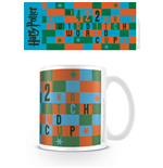 Harry Potter Taza Quidditch