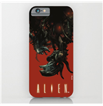 Alien Funda para iPhone 6 Plus Xenomorph Upside-Down