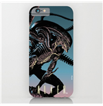 Alien Funda para iPhone 6 Plus Xenomorph
