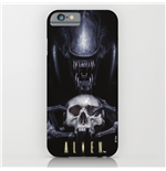 Alien Funda para iPhone 6 Plus Skull