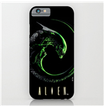 Alien Funda para iPhone 6 Plus Alien 3