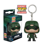 DC Comics Llavero Pocket POP! Vinyl Arrow 4 cm