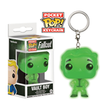 Fallout Llavero Pocket POP! Vinyl Vault Boy Glow In The Dark 4 cm