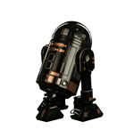 Star Wars Figura 1/6 Imperial Astromech Droid R2-Q5 (Episode VI) 17 cm