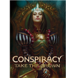 Magic the Gathering Conspiracy Take the Crown Expositor de Sobres (36) inglés