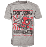 Camiseta Deadpool Taco Tuesday