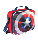 Marvel Comics Bolso Termo Captain America Shield